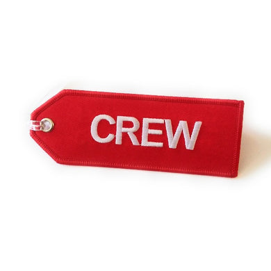 Crew Luggage Tag | Do Not Remove From Aircraft | Size S | Aviamart