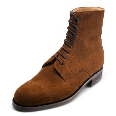 1188 - High Boot Brown Suede P2 Last