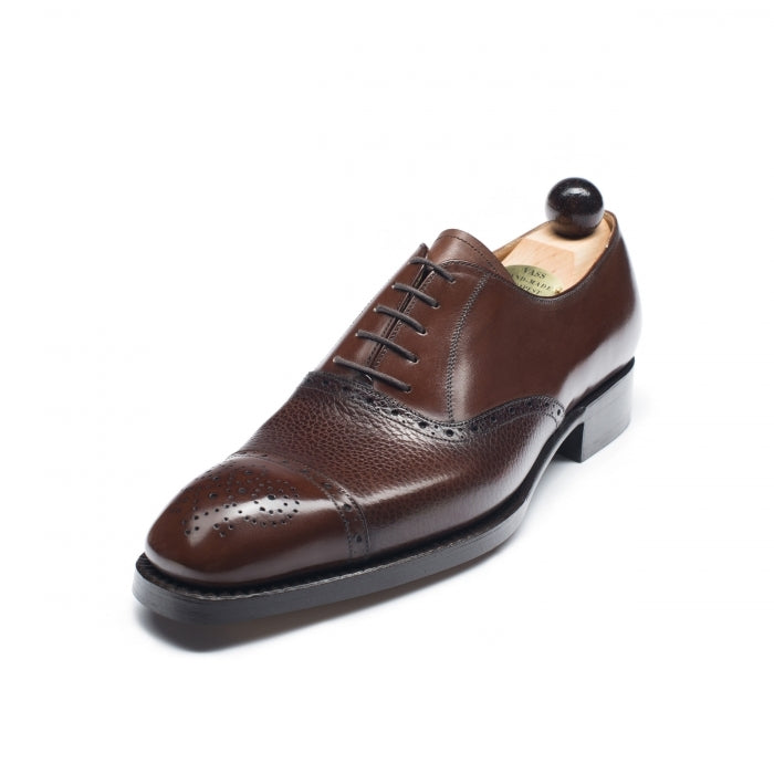 5262 - Vass Melton Antique Cognac Calf