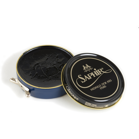 Saphir Medaille d'Or High Shine Shoe Wax Navy