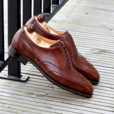 Vass Gold Musuem Austerity Brogue U Last Oxford