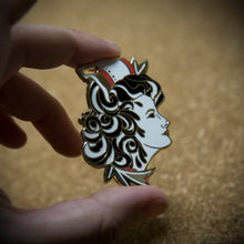 Aquarius Hard Enamel Pin