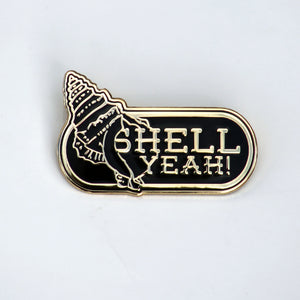 hell yeah pin