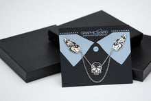 Moth- Enamel Pin collar jewelry