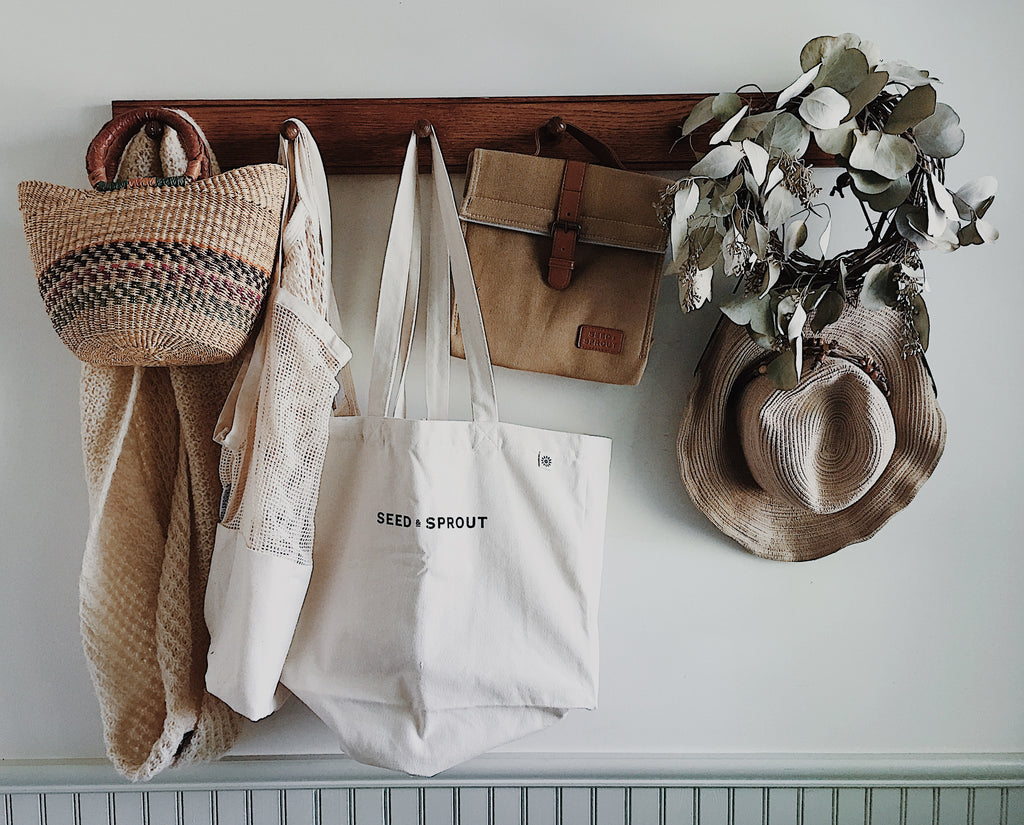 Eco home inspo seed and sprout byron bay