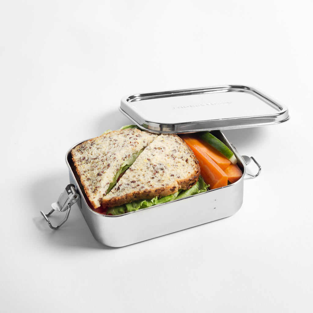 Lunch Box Seed & Sprout stainless steel eco