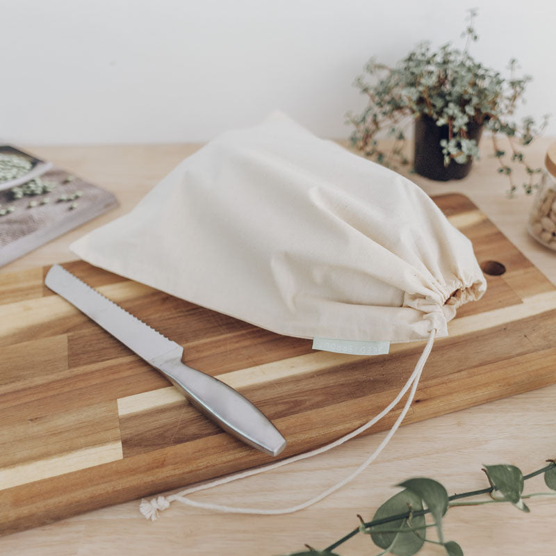 Multi-purpose organic cotton storage bag