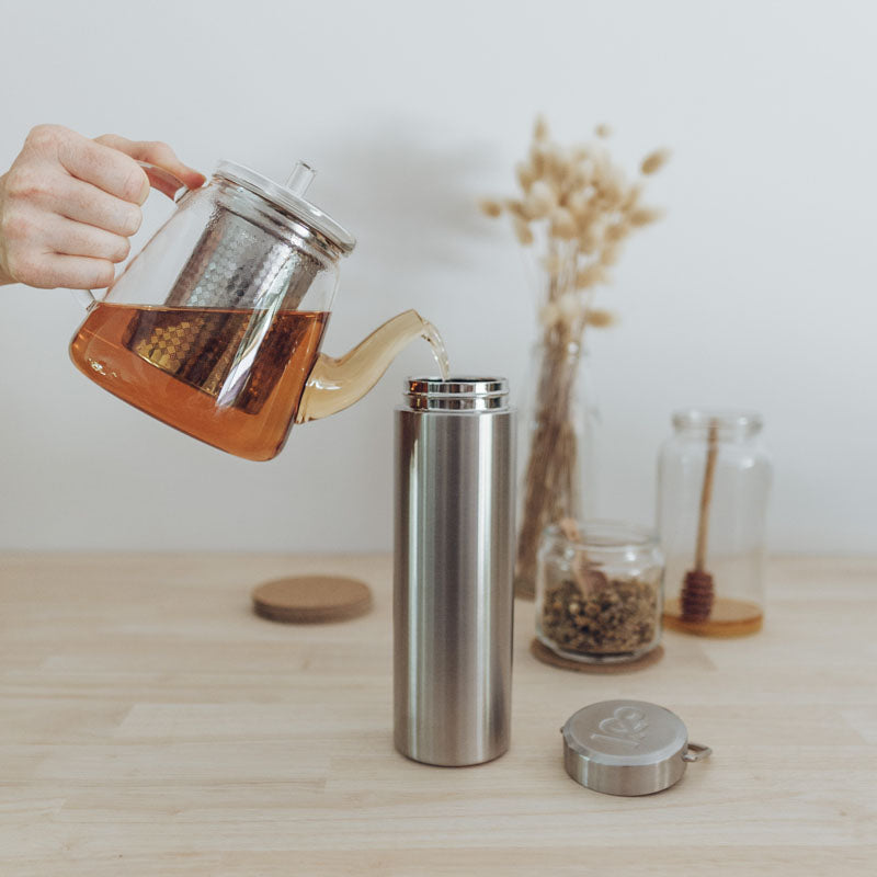 Thermos drink flask alternative