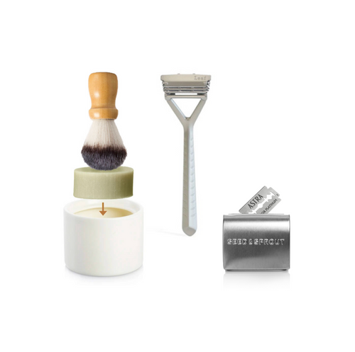 SAVE 10% - The Shave Kit