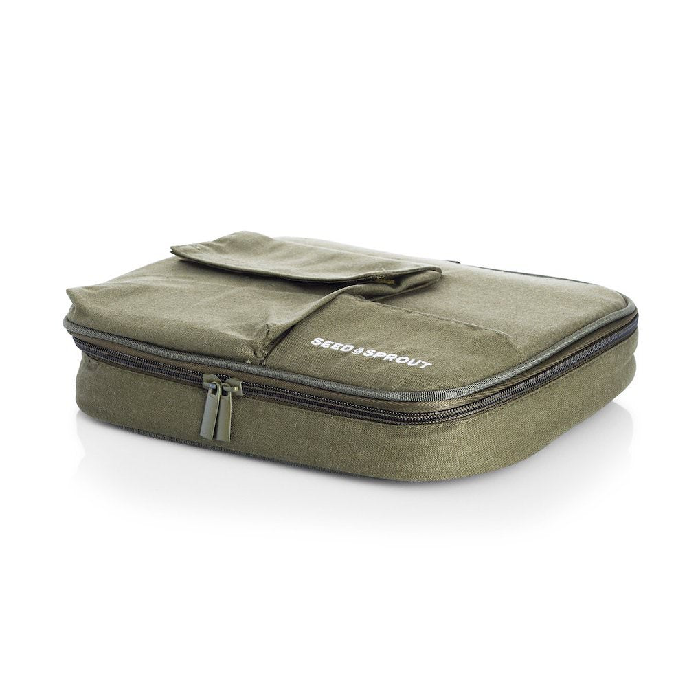Pocket Hemp Fibre CrunchCase