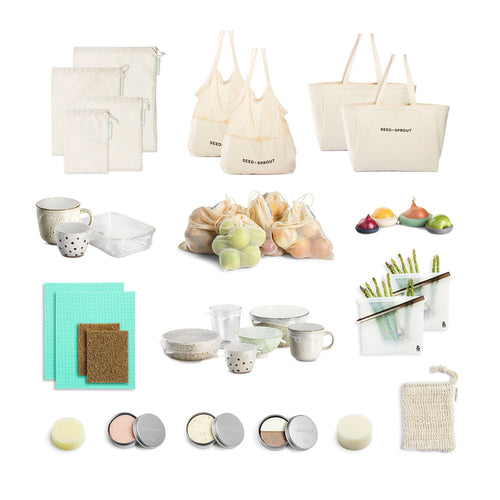 SAVE 30% The Plastic Free Starter Pack