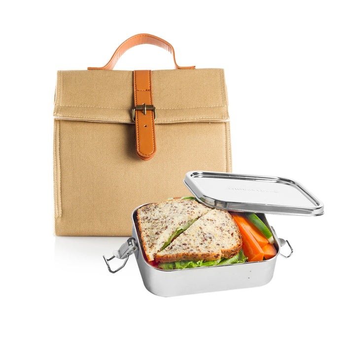 Sandwich Box + Bag