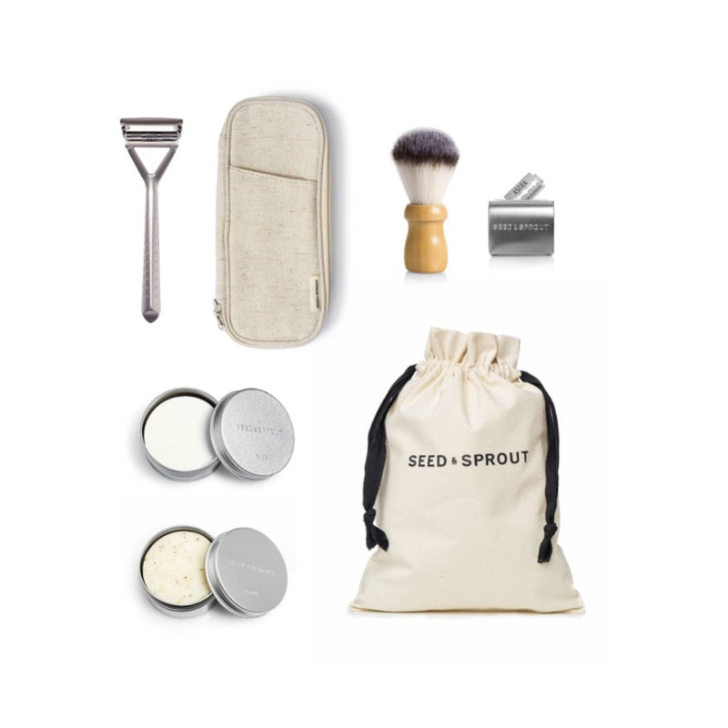 The Eco Shaving Gift Set