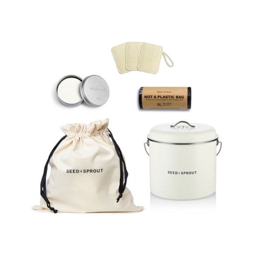 The Home Composting Gift Set