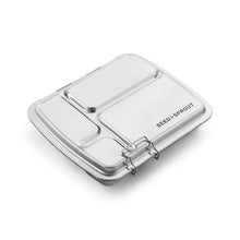 Crunchbox Stainless Steel Lunch Box
