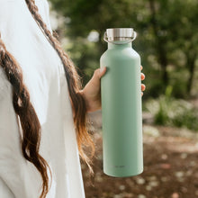 Insulated Water Bottle 1L - Sage