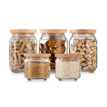 Pantry Jar Set