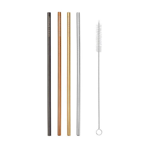 Straws - Set of 4