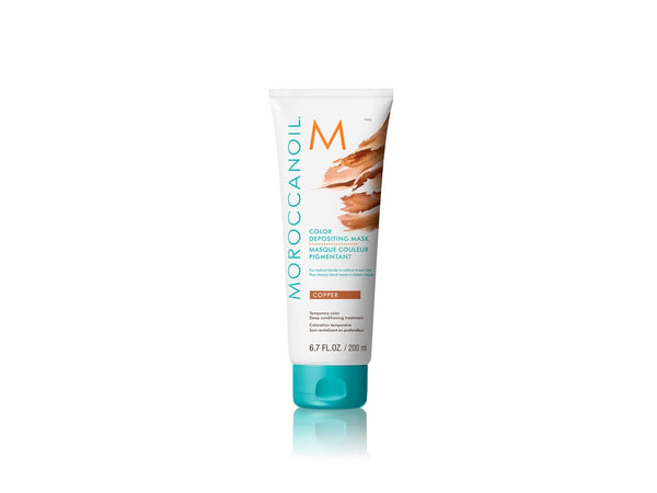 Moroccanoil Color Depositing Mask - Copper - 200ml