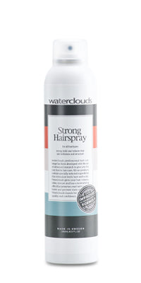 Waterclouds Strong Hairspray - 250ml - Freshhair
