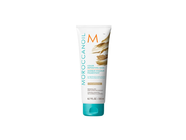 Moroccanoil Color Depositing Mask - Champagne - 200ml - Freshhair