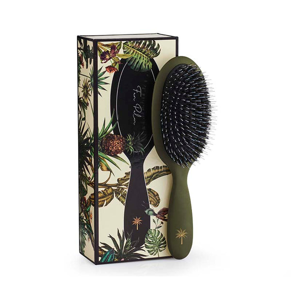 Fan Palm Hair Brush Jungle - Medium - Freshhair