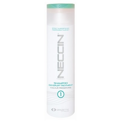 Grazette Neccin No. 1 Dandruff Treatment Shampoo - 100 ml. - Freshhair