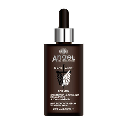 Black Angel for men Hair Regrowth Serum - 60ml - Freshhair