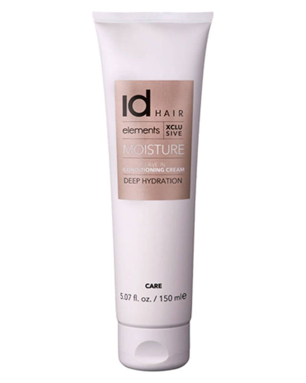 Id Hair Elements Xclusive Moisture Leave-In Conditioning Cream - 150ml - Freshhair
