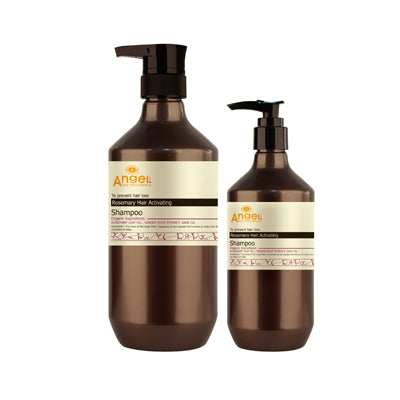 Angel Rosemary Hair Activating Shampoo - 400/800ml - Freshhair