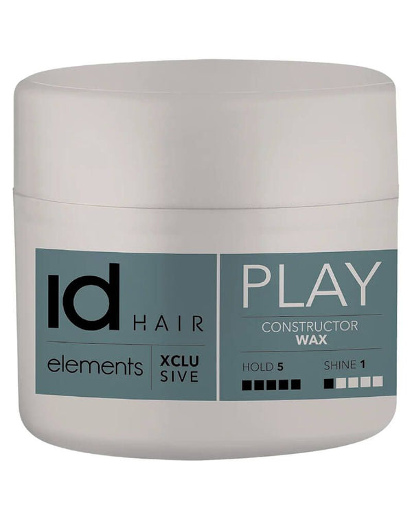 Id Hair Elements Xclusive Play Constructor Wax - 100ml - Freshhair