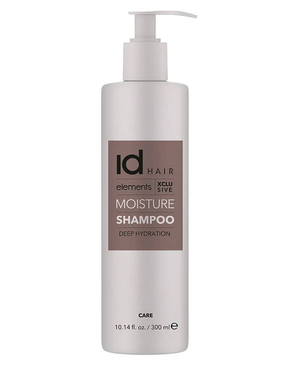 Id Hair Elements Xclusive Moisture Shampoo - 300ml - Freshhair