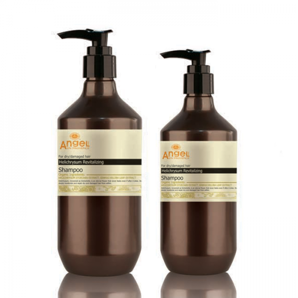 Angel Helichrysum Revitalizing Shampoo - 400/800ml - Freshhair