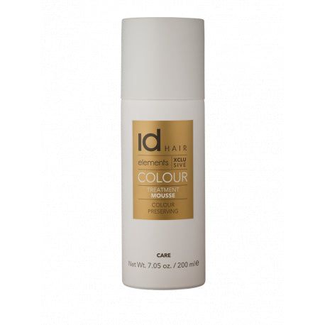 Id Hair Elements Xclusive Colour Treatment Mousse - 200ml - Freshhair