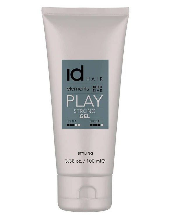 Id Hair Elements Xclusive Play Strong Gel - 100ml - Freshhair