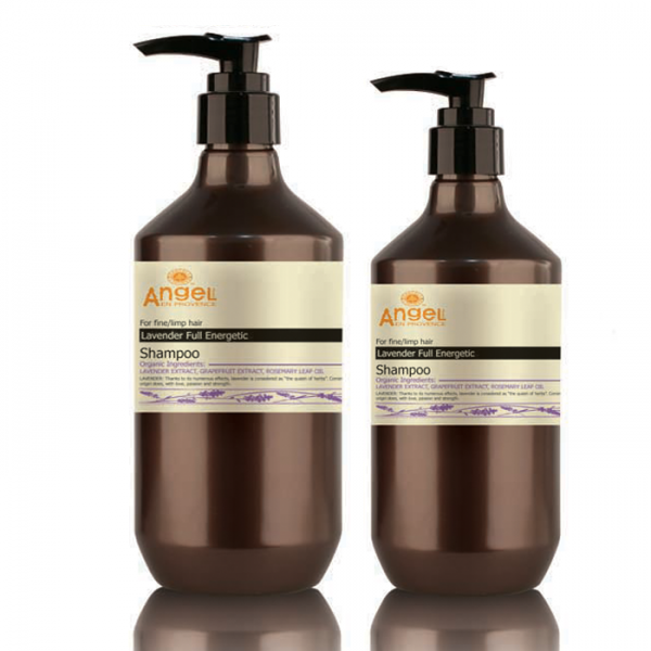 Angel Lavender Full Energetic Shampoo - 400/800ml - Freshhair