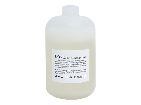 Davines LOVE Curl Cleansing Cream - 500ml - Freshhair