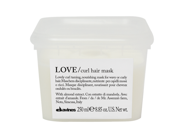 Davines LOVE Curl Hair Mask - 250ml - Freshhair