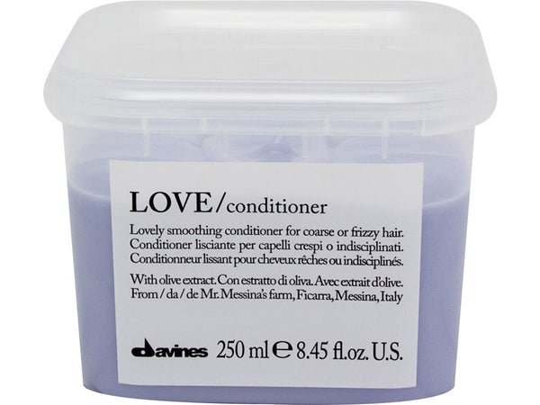 Davines LOVE Smoothing Conditioner - 250ml - Freshhair
