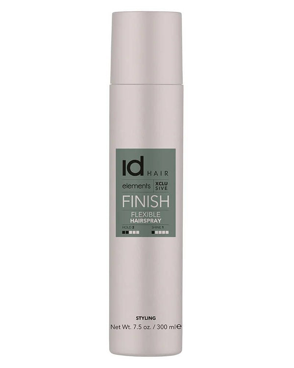 Id Hair Elements Xclusive Finish Flexible Hairspray - 300ml - Freshhair
