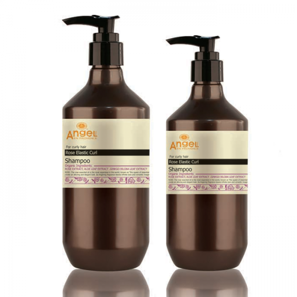 Angel Rose Elastic Curl Shampoo - 400/800ml - Freshhair