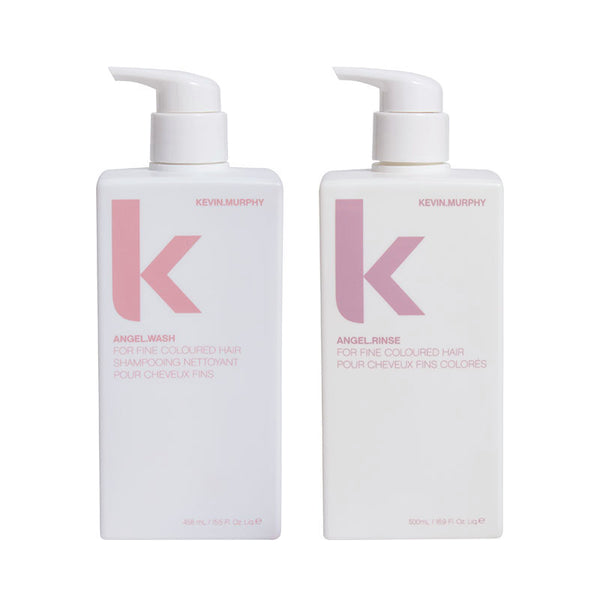 Kevin Murphy Angel.Wash og Rinse - 2 x 500ml - Freshhair