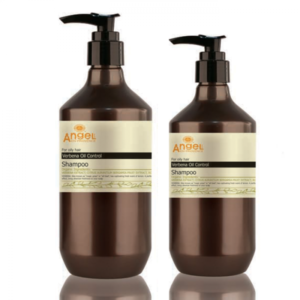 Angel Orange Flower Shining Color Shampoo - 400/800ml - Freshhair