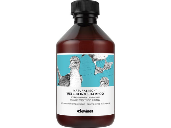 Davines Natural Tech Well-Being Shampoo - 250ml - Freshhair