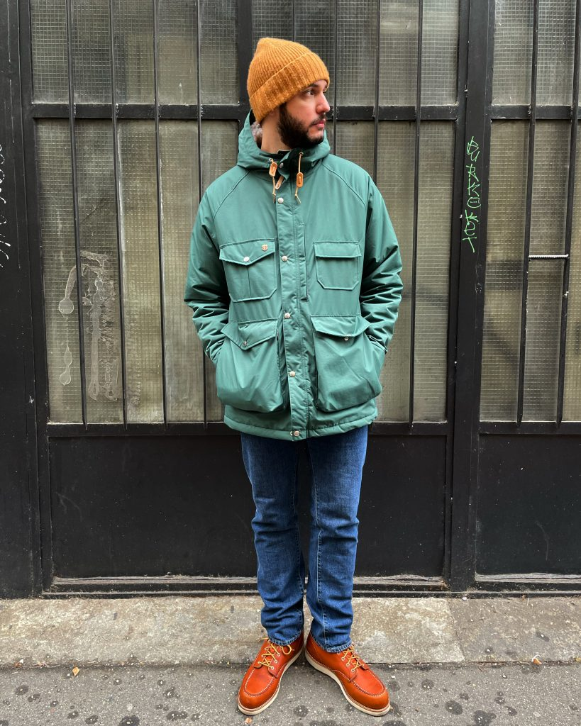 Brilliant Outerwear from Battenwear