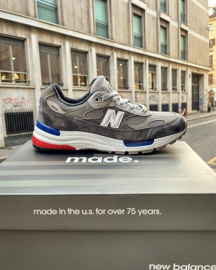 New Balance M 992 AG Made In USA