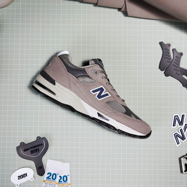 New Balance 991 'Made In UK' 20th Anniversary Edition