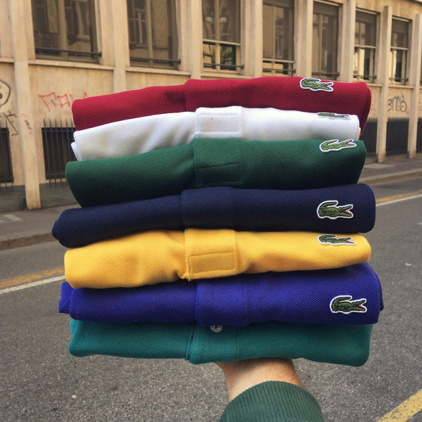 Lacoste Classic Fit Polo Shirts at Fresh