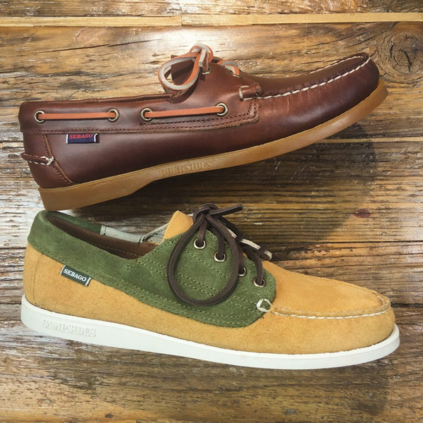 Sebago SS20 at Fresh Store Torino