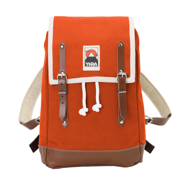 YKRA Matra Mini Orange Backpack